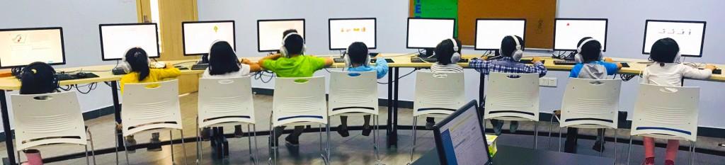 TLC Computer Lab B